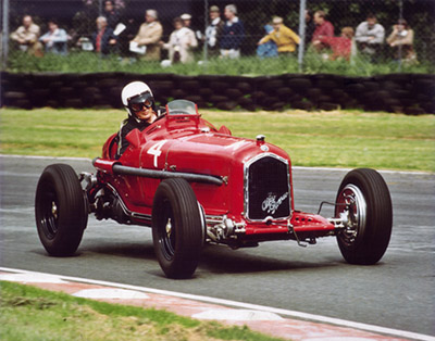 U201cOne Interesting Project Concerned The Old Alfa P3 U2013 Of JCBu0027s Anthony  Bamford, Who Had Experienced Major Problems With The Engine.